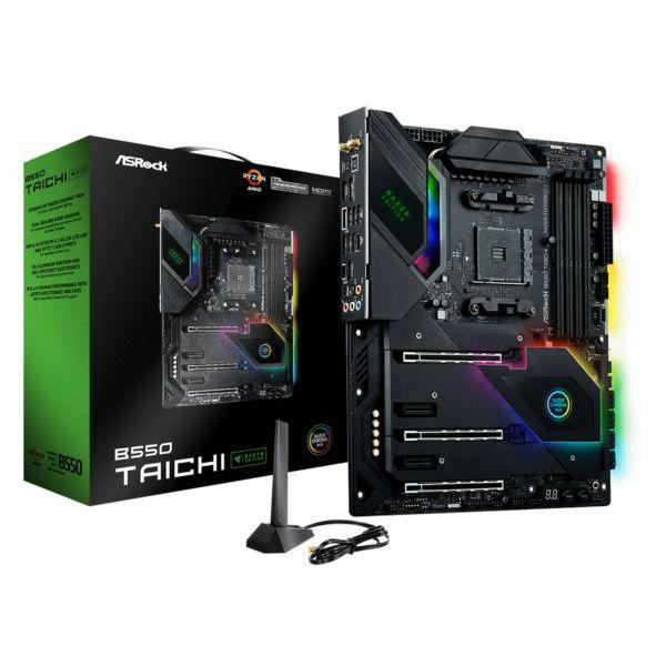 Asrock AMD AM4 B550 TAICHI RAZER EDITION