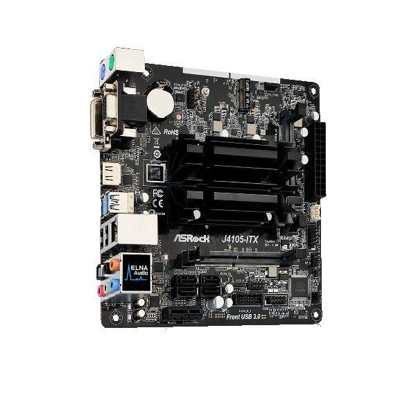 Matična ploča Asrock Intel J4105-ITX onboard (mITX) MB