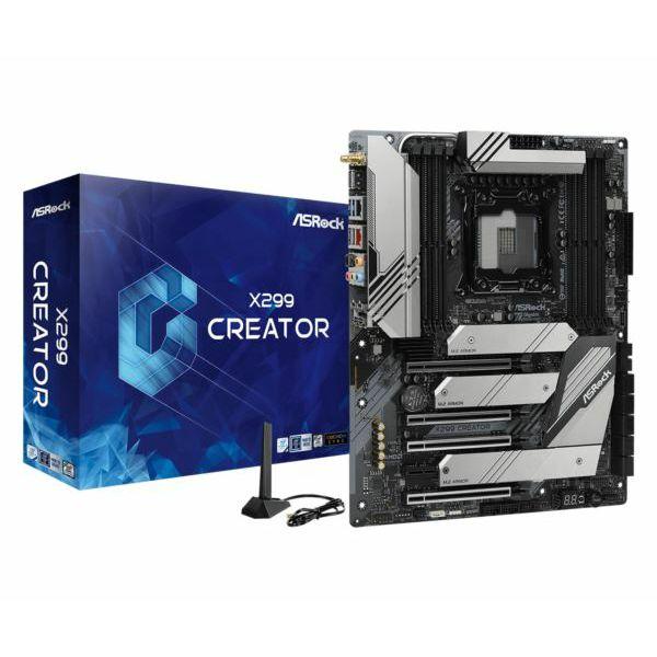 Asrock Intel 2066 Socket X299 CREATOR