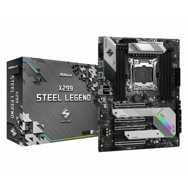 Asrock Intel 2066 Socket X299 STEEL LEGEND