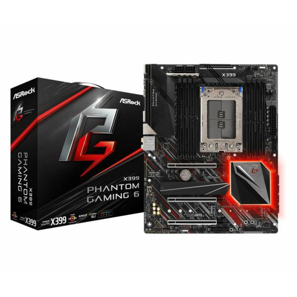 Asrock AMD TR4 X399 PHANTOM GAMING 6