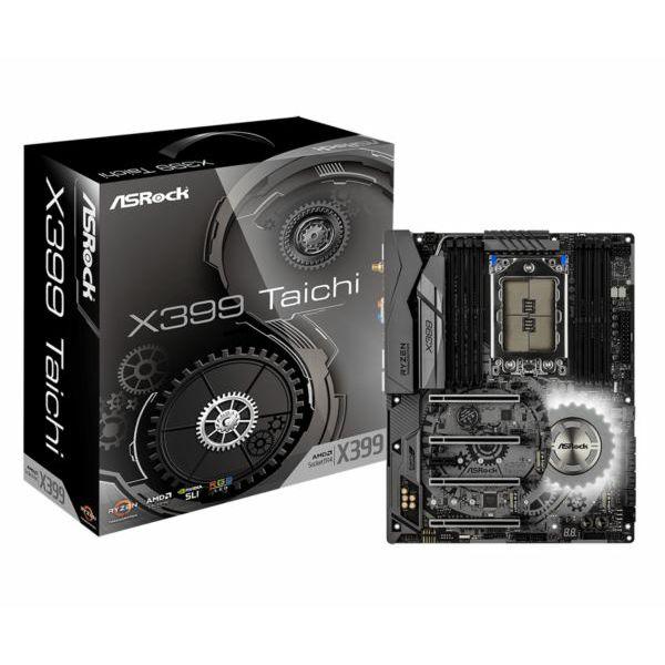 Asrock AMD TR4 X399 TAICHI