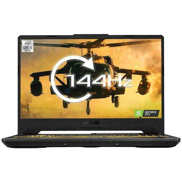 Laptop Asus FX506LI-HN039 TUF, Core i5-10300H, 8GB, 512GB SSD, GTX 1650 Ti, 15.6