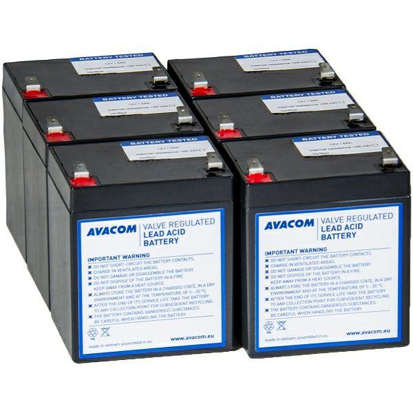 Avacom baterijski kit za APC RBC141