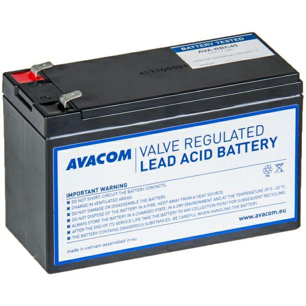 Avacom baterija za APC RBC40