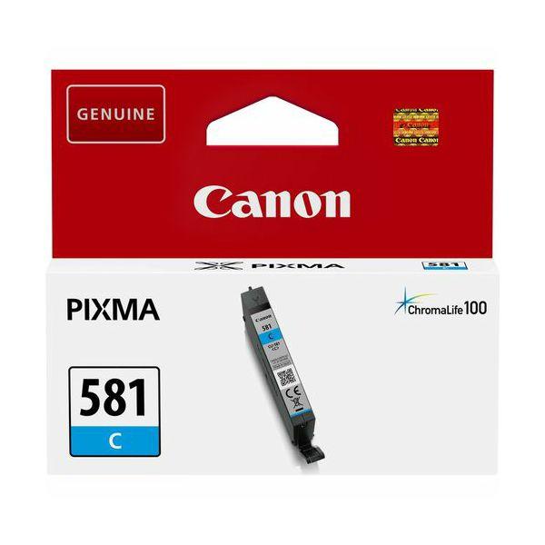 Tinta CLI-581 C - Cyan