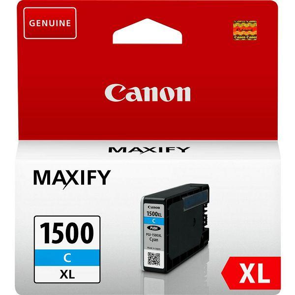 Tinta Canon PGI-1500XL - CYAN