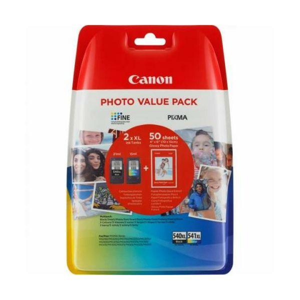 Canon tinta PG-545XL + CL-546XL Photo Value Pack