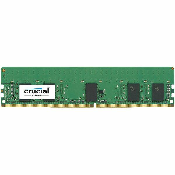 Memorija Crucial 8GB DDR4 2666MT/s (PC4-21300) CL19 SR x8 ECC Registered DIMM 288pin