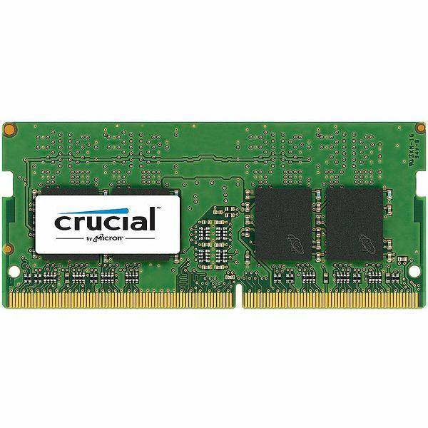 Memorija Crucial DRAM 8GB DDR4 2666 MT/s (PC4-21300) CL19 SR x8 Unbuffered SODIMM 260pin , EAN: 649528780065