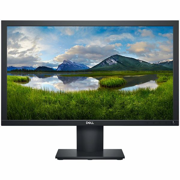 Monitor DELL E-series E2221HN 21.5in, 1920x1080, FHD, TN Antiglare, 16:9, 1000:1, 250 cd/m2, 5ms, 160/170, HDMI, VGA, Tilt, 3Y