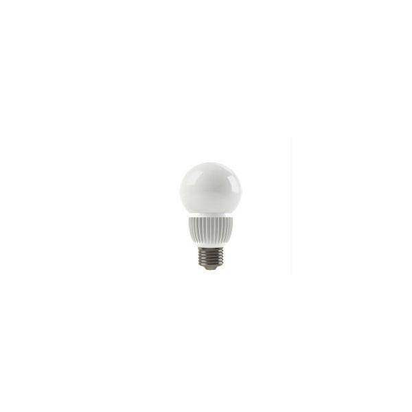 EcoVision LED žarulja E27 kugla (G60), 5W, 2700-3000K - topla bijela, 220V AC