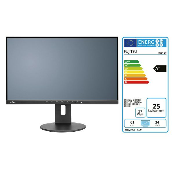 Fujitsu B24-9 TS HDMI, DP, VGA, piv, zvu, 2xUSB3.1