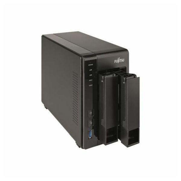 Fujitsu CELVIN NAS QE707 w/o HDD 2trays 512MB DRAM