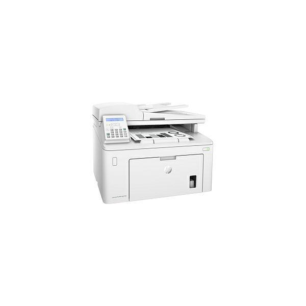 HP LaserJet Pro MFP M227fdn Print/Scan/Copy/Fax, A4, 1200dpi, Duplex, 28 str/min., USB/LAN
