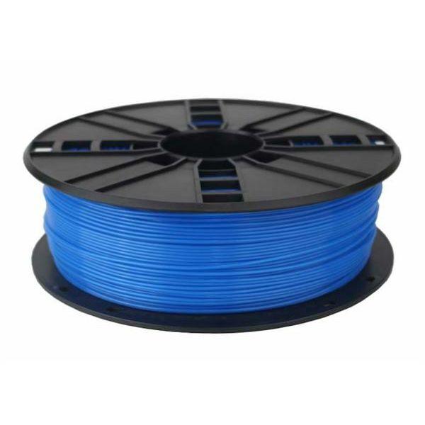 Gembird 3DP-PLA1.75-01-FB PLA Fluorescent Blue, 1.75 mm, 1 kg