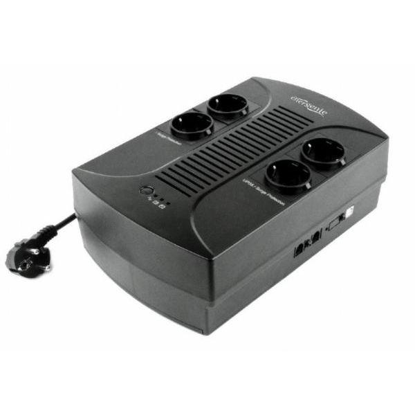 Gembird UPS with AVR, 850 VA