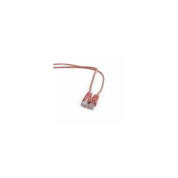 Gembird CAT5e UTP Patch cord, pink, 0,25 m