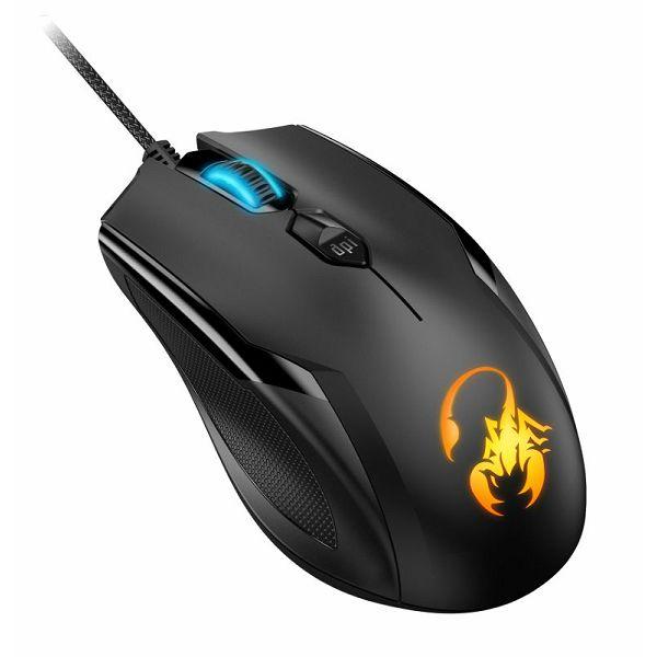 Genius Ammox X1-600, igraći miš, 3200dpi