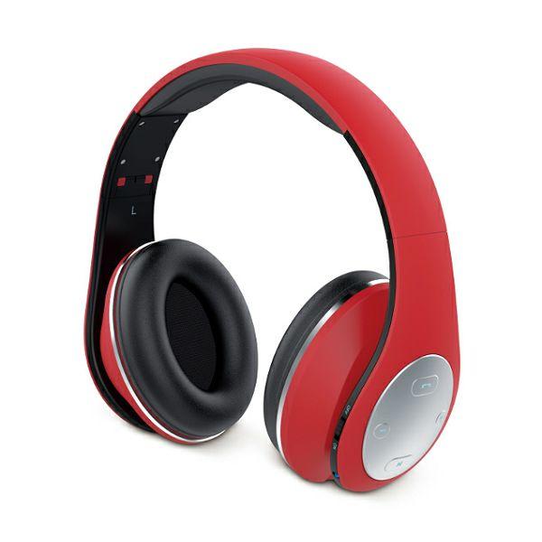 Genius HS-935R, Bluetooth Headset, NFC, Crvene
