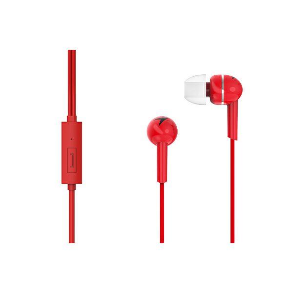 Genius HS-M300, in-ear slušalice, crvene