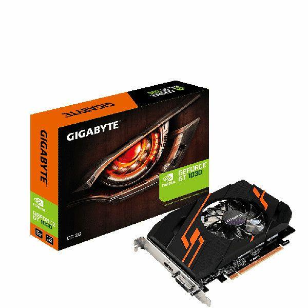 Gigabyte GF GT 1030 OC, 2GB GDDR5