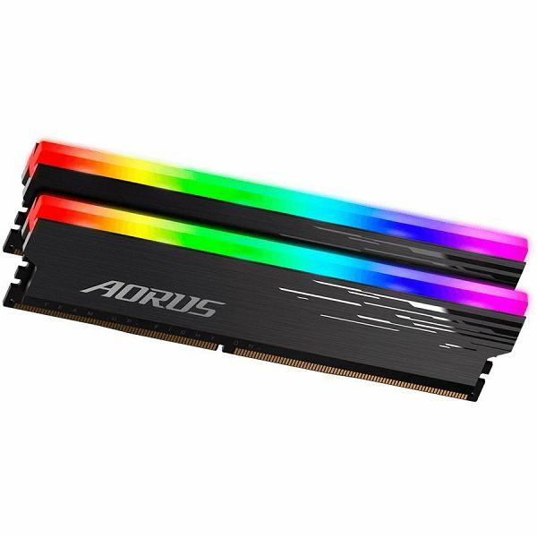 GIGABYTE AORUS RGB Memory DDR4 16GB (2x8GB) 3300MHz