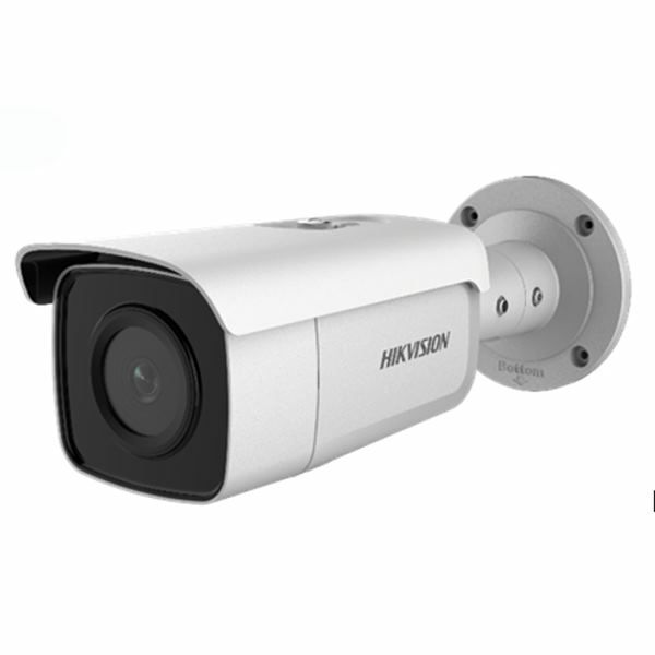 HikVision (DS-2CD2T86G2-4I) 8MP 4K IR Fixed Bullet Network Camera with 2.8 mm lens
