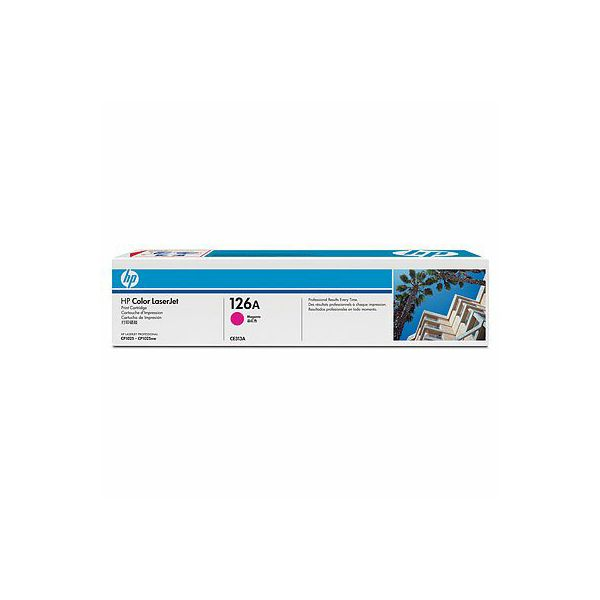 Toner HP 126A Magenta LJPro CP1025 Printer