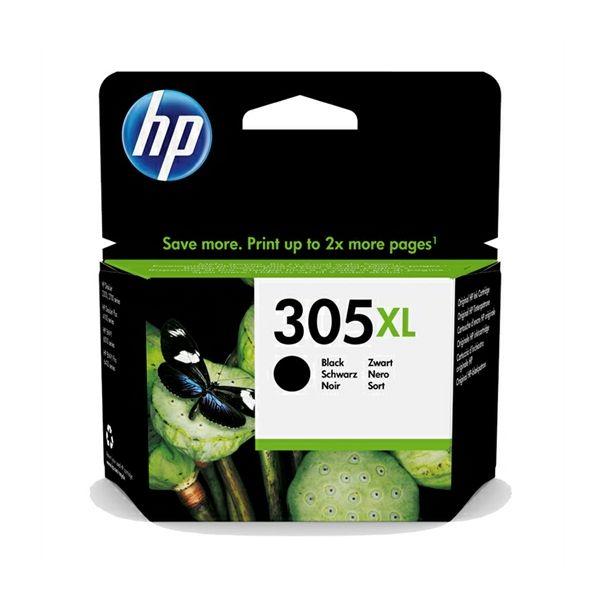 3YM63AE HP tinta, No.305XL, crna