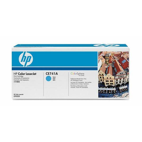 Toner HP CE741A Cyan