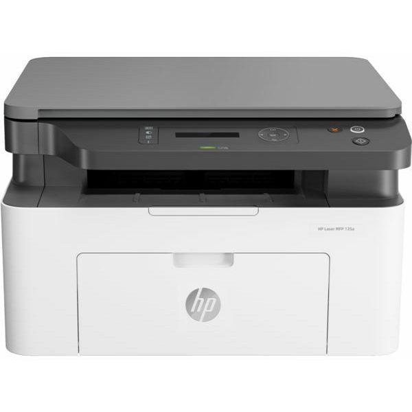 HP Printer Laser MFP 135a Printer, 4ZB82A
