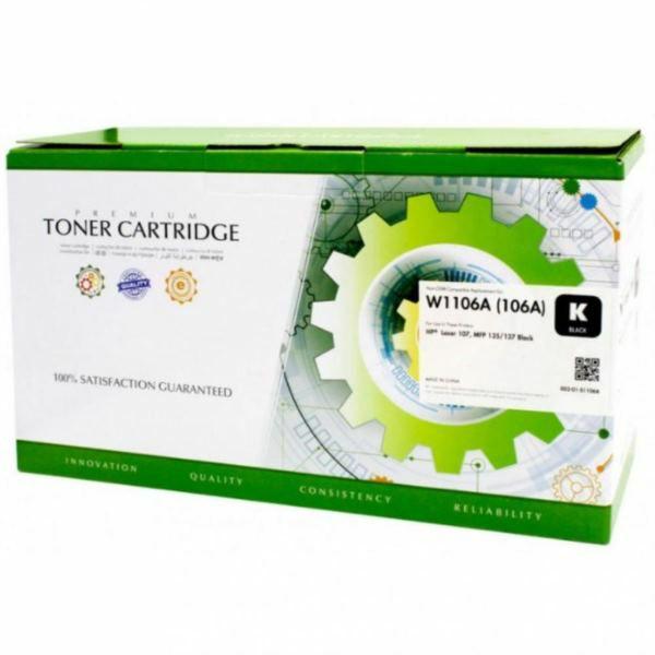 Toner Static Control HP W1106A, 106A