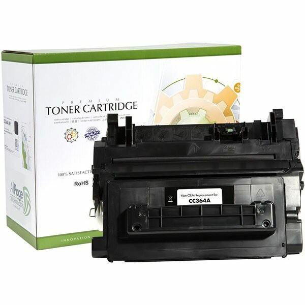 Toner Static Control HP CC364A Black