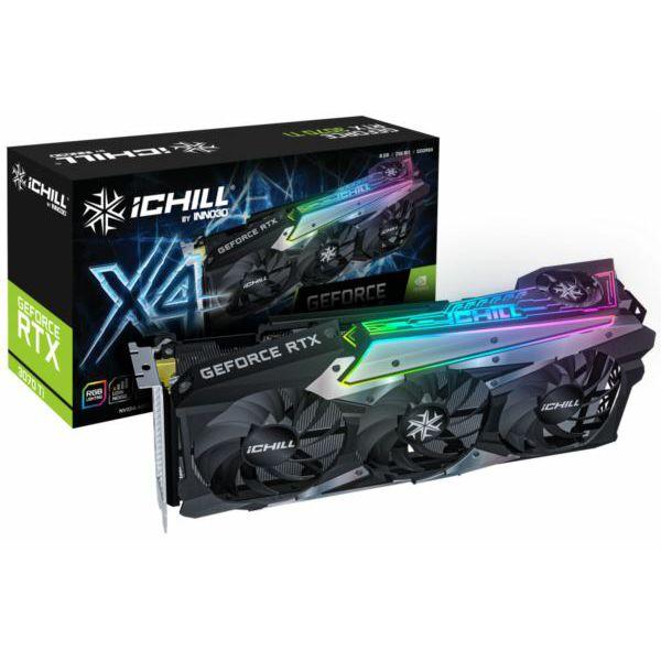 Inno3D GeForce RTX 3070 Ti iChill X4, 8GB GDDR6X