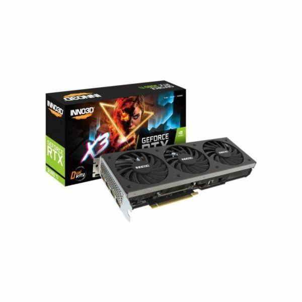 Inno3D GeForce RTX 3080 TI X3, 12GB GDDR6X