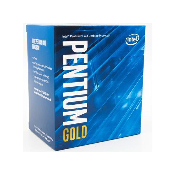 Procesor Intel Pentium Gold G5400 CPU BOX