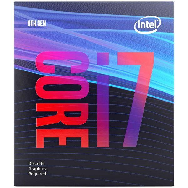 Intel Core i7 9700F 3,0GHz,12MB, 8C,LGA 1151