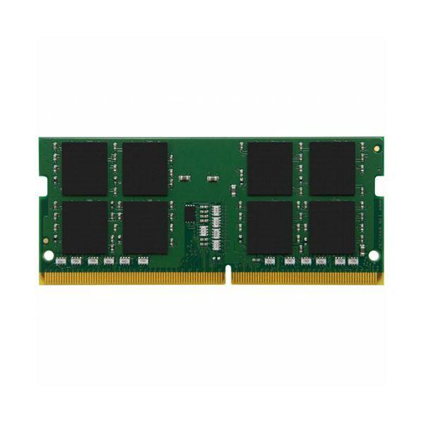 Kingston DRAM Notebook Memory 8GB DDR4 2933MHz Dual Rank SODIMM, EAN: 740617311389
