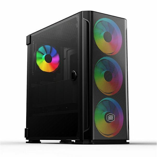 Kućište BIT FORCE Mid Tower ARGB Gaming PC GALAXY ARGB-4