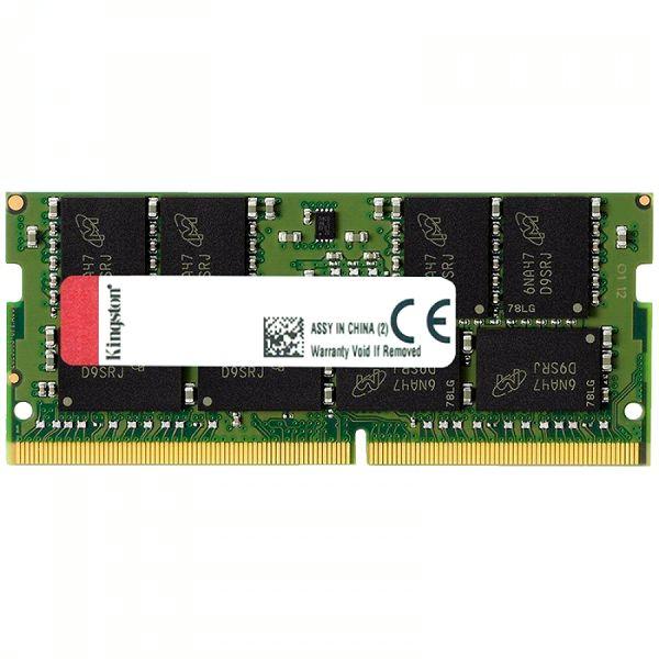 Memorija KINGSTON 16GB 2400MHz DDR4 Non-ECC CL17 SODIMM 2Rx8 Lifetime