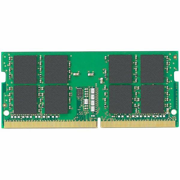Kingston DRAM 16GB 3200MHz DDR4 Non-ECC CL22 SODIMM 2Rx8 EAN: 740617296082