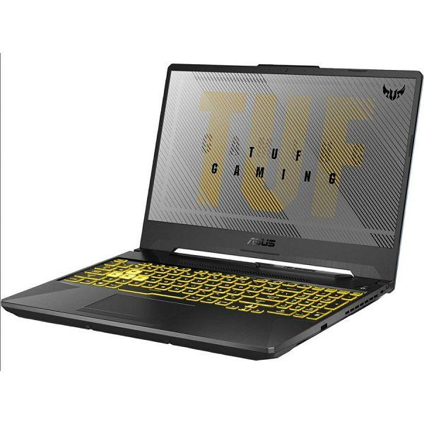 Laptop ASUS TUF Gaming F15, Core i5-11400H, 15.6