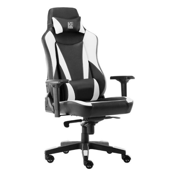 LC-Power LC-GC-701BW ergonomska gaming stolica