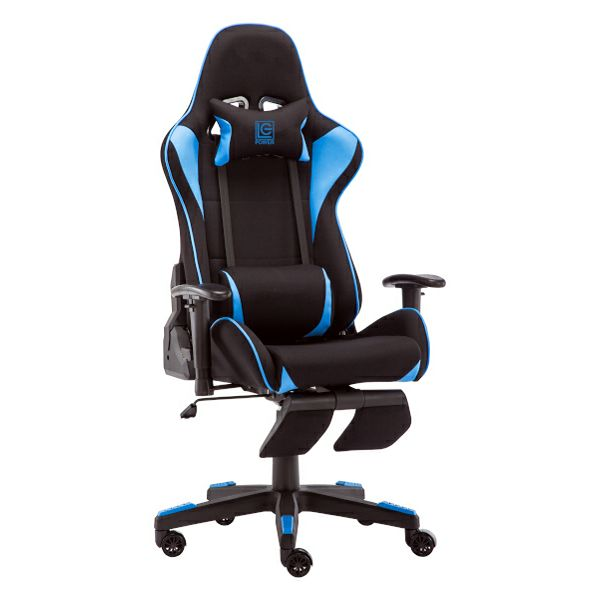 Gaming stolica LC-Power Gaming stolica LC-GC-702BB-FF, crno/plava