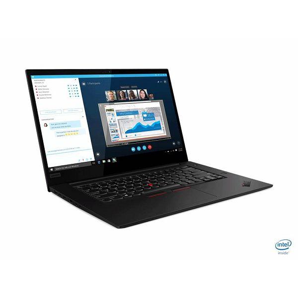 Laptop Lenovo ThinkPad X1 Extreme Gen2, 20QV000WSC, notebook 15.6