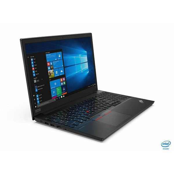 Laptop Lenovo ThinkPad E15 notebook Black 15.6