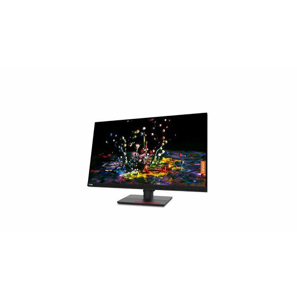 Monitor Lenovo ThinkVision P32p-20, UHD, USB-C, HDMI, DP