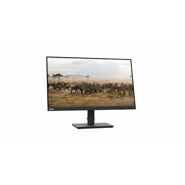 Monitor Lenovo ThinkVision S27e-20, 27FHD, VGA, HDMI