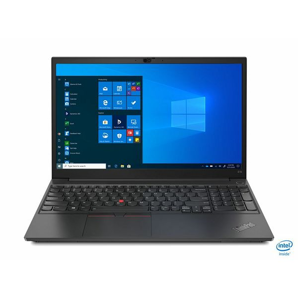 Laptop Lenovo E15 i3/8GB/256GB/IntHD/15,6